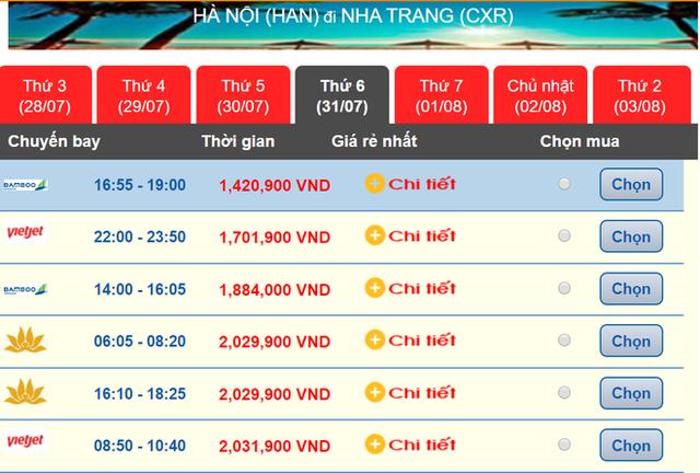 Sau đà giảm sốc, vé máy bay bất ngờ tăng giá gấp đôi - Ảnh 2.
