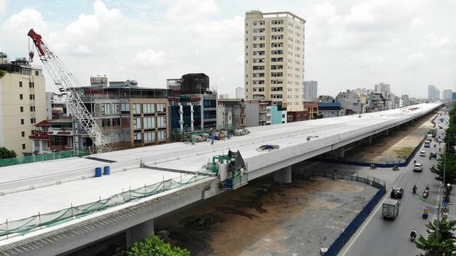 Đường vành đai 3 Hà Nội hơn 5.300 tỷ đồng sắp thông xe - Ảnh 12.