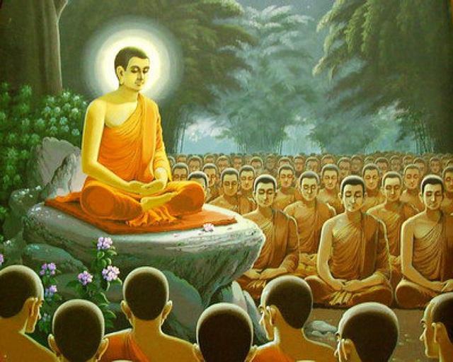 Đức Phật dạy: Có 1 kiểu lời không nên nói và 1 kiểu lời nên nói ra, làm được con người sẽ tích thêm phúc đức cho bản thân - Ảnh 2.