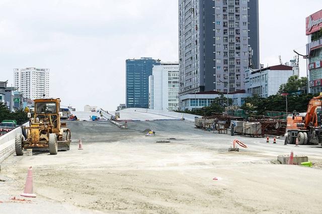 Đường vành đai 3 Hà Nội hơn 5.300 tỷ đồng sắp thông xe - Ảnh 7.