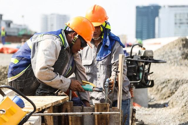 Đường vành đai 3 Hà Nội hơn 5.300 tỷ đồng sắp thông xe - Ảnh 11.