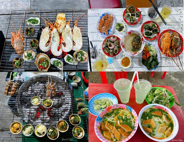 Lênh đênh 2N1Đ tại đảo Bình Hưng, Nha Trang chỉ với 1,5 triệu/người: Xứng đáng là Maldives Việt Nam với cảnh đẹp mãn nhãn, hải sản phủ phê - Ảnh 7.