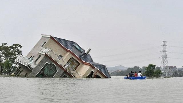 Trung Quốc lo sợ tái diễn thảm họa lũ lụt Thiên nga đen - Ảnh 3.