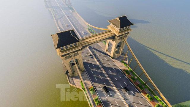 Cận cảnh nơi dự kiến xây dựng cầu Trần Hưng Đạo nối quận Long Biên - Hoàn Kiếm - Ảnh 9.