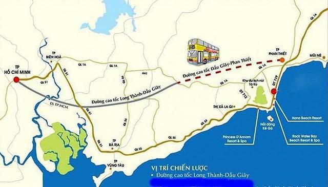 Vì sao nhà đầu tư đổ về Bình Thuận chờ cao tốc Dầu Giây – Phan Thiết? - Ảnh 3.