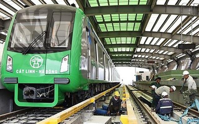 Đường sắt Cát Linh - Hà Đông sẽ chạy thương mại vào cuối năm nay? - Ảnh 1.