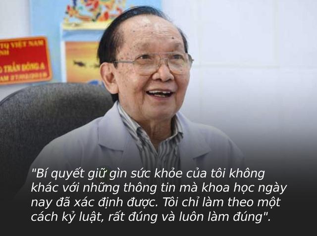 GS Trần Đông A - cố vấn ca tách cặp song sinh Trúc Nhi, Diệu Nhi 79 tuổi vẫn khỏe khoắn, dẻo dai: Bí quyết đến từ 4 thói quen sống vô cùng đáng học hỏi - Ảnh 2.