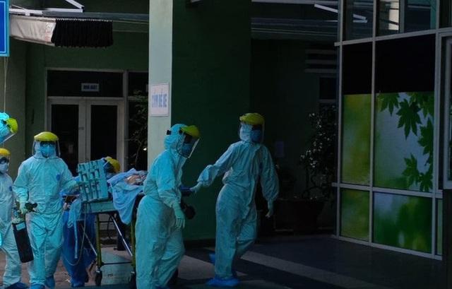 NÓNG: Bộ Y tế lên tiếng về ca nghi mắc Covid-19 tại Đà Nẵng, Bệnh viện C bị phong tỏa  - Ảnh 1.