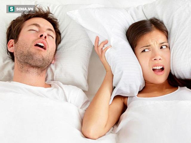Nghiên cứu cảnh báo: Tiếng ngáy ngày càng to, cẩn thận mức mỡ máu đang gia tăng - Ảnh 1.