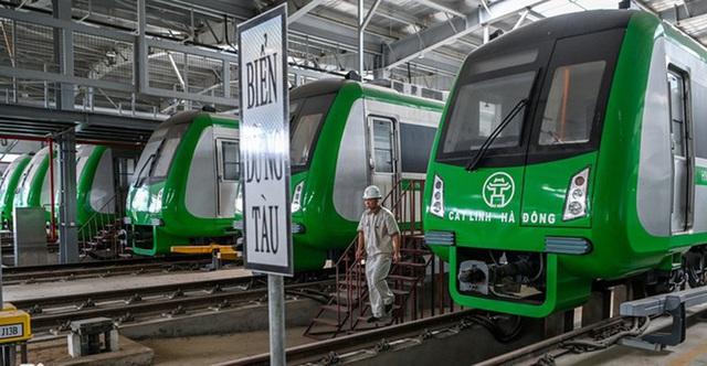 Đường sắt Cát Linh - Hà Đông sẽ chạy thương mại vào cuối năm nay? - Ảnh 3.