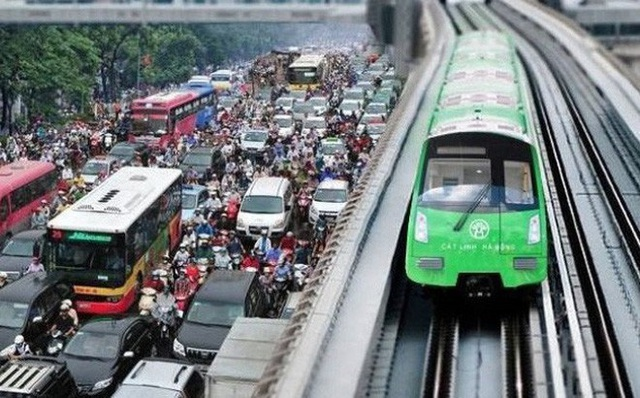 Đường sắt Cát Linh - Hà Đông sẽ chạy thương mại vào cuối năm nay? - Ảnh 4.
