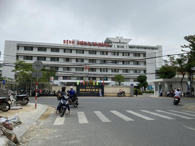 Bệnh viện C Đà Nẵng ra thông báo khẩn liên quan đến bệnh nhân Covid-19 thứ 416 - Ảnh 1.
