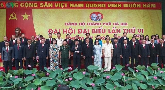 TP Bà Rịa trở thành đô thị trung tâm của tỉnh Bà Rịa – Vũng Tàu  - Ảnh 3.