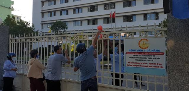 Bệnh viện C Đà Nẵng ra thông báo khẩn liên quan đến bệnh nhân Covid-19 thứ 416 - Ảnh 3.