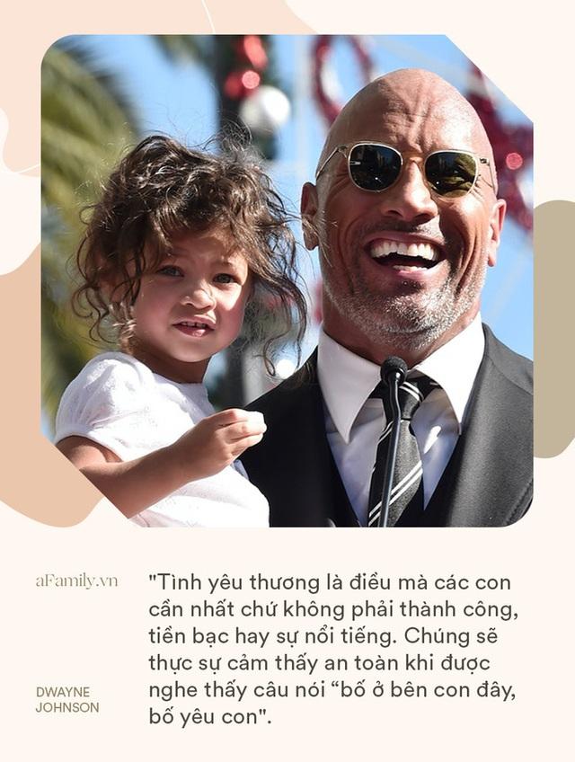 Ông bố nổi tiếng của Hollywood: Dù kiếm tiền triệu đô vẫn sẵn sàng bật dậy giữa đêm với con chỉ vì một lý do nhỏ này - Ảnh 3.