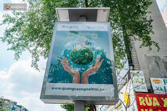 Thùng rác công nghệ với tấm pin mặt trời trên đường phố Hà Nội: Truyền cảm hứng bảo vệ môi trường đến người dân - Ảnh 6.