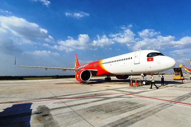 Đà Nẵng tạm dừng đón khách du lịch 14 ngày vì Covid-10: Vietjet, Vietnam Airlines và Bamboo hỗ trợ khách hàng đổi vé máy bay đến và đi Đà Nẵng từ 27/7 - Ảnh 1.