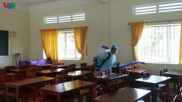 Toàn bộ học sinh Đà Nẵng nghỉ học để phòng dịch Covid-19 - Ảnh 1.