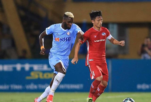 Hoãn V-League 2020 vì COVID-19 ở Đà Nẵng - Ảnh 1.