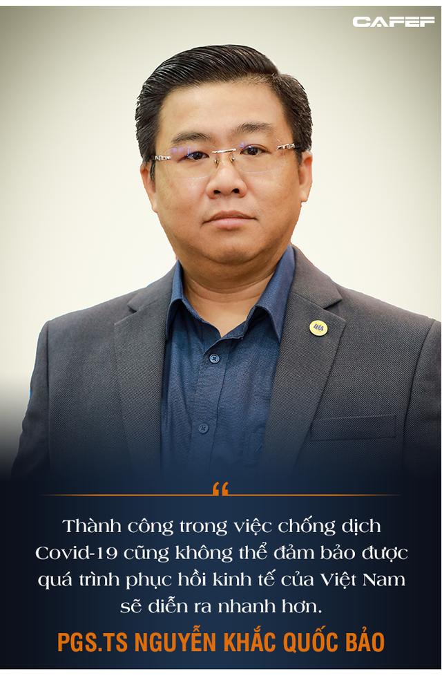PGS.TS Nguyễn Khắc Quốc Bảo: Điểm nhạy cảm của bom tấn kích thích tăng trưởng - Ảnh 2.