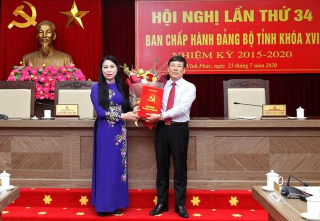 Ban Bí thư Trung ương Đảng chỉ định, chuẩn y nhân sự 4 cơ quan - Ảnh 1.