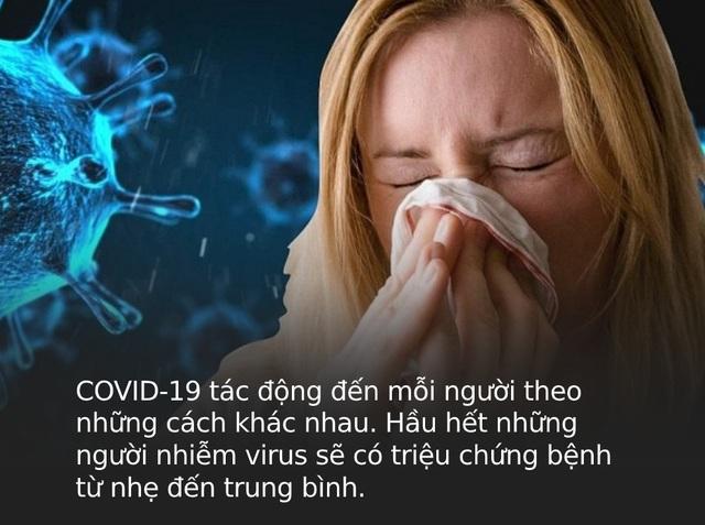 Không chỉ ho, sốt, khó thở, WHO còn liệt kê thêm những tín hiệu đặc biệt khác của COVID-19, khuyến cáo người dân không được chủ quan - Ảnh 2.
