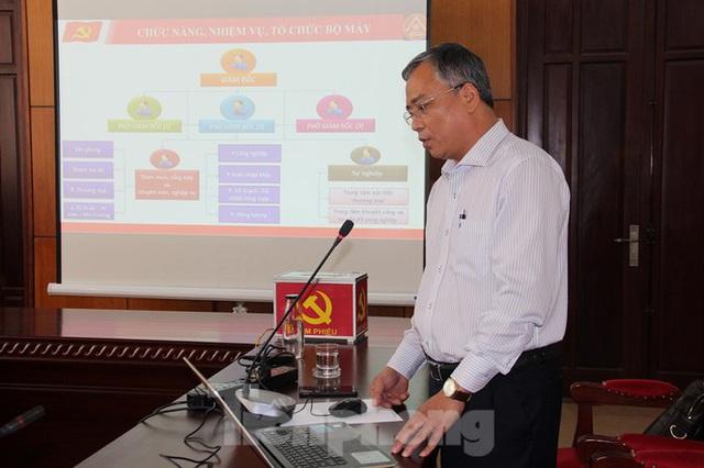 Hai ứng viên thi tuyển chức danh giám đốc Sở Công thương Đắk Lắk - Ảnh 1.