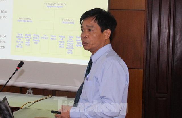 Hai ứng viên thi tuyển chức danh giám đốc Sở Công thương Đắk Lắk - Ảnh 2.