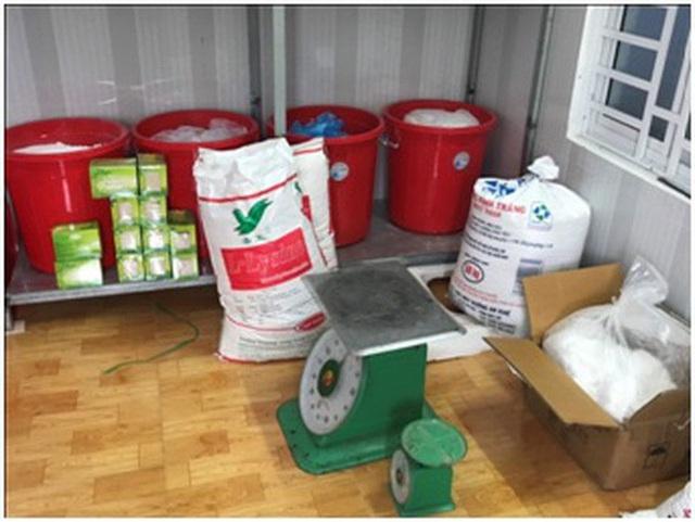 Sản xuất nước yến bằng… mủ trôm, doanh nghiệp bị phạt 236 triệu đồng  - Ảnh 1.
