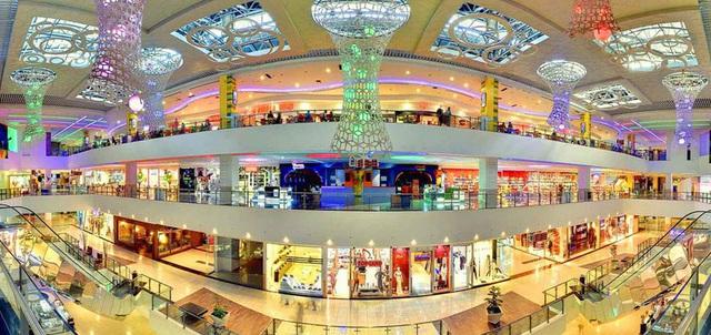 Điểm danh những trung tâm mua sắm rộng lớn nhất thế giới - Ảnh 11.