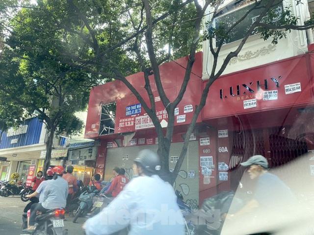 Nhà phố tiền tỷ thi nhau đóng cửa, treo biển cho thuê ở trung tâm Sài Gòn - Ảnh 15.