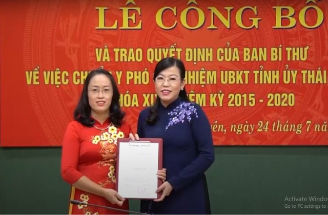 Ban Bí thư Trung ương Đảng chỉ định, chuẩn y nhân sự 4 cơ quan - Ảnh 2.