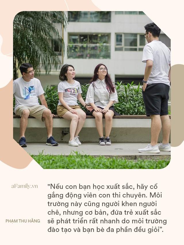 Chọn trường cho con: Kinh nghiệm cực chất của bà mẹ Hà Nội cho 2 con trải nghiệm đủ các mô hình trường từ cấp 1-3 - Ảnh 3.