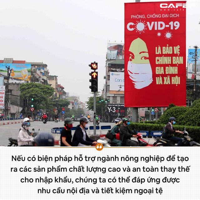 Chuyên gia kinh tế người Việt tại Mỹ: Tăng trưởng quý 3 sẽ phụ thuộc nhiều yếu tố nằm ngoài kiểm soát - Ảnh 8.