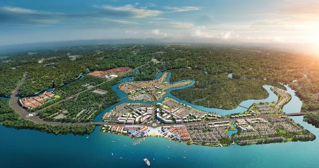 Thành phố sân bay Long Thành - Trọng tâm thúc đẩy tăng tưởng của bất động sản phía Đông Sài Gòn - Ảnh 2.
