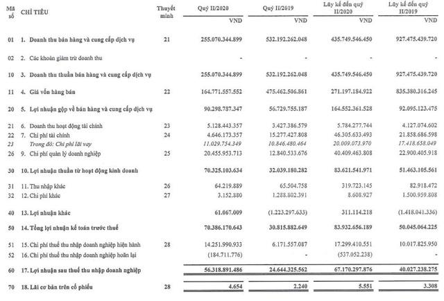 SCI E&C: Quý 2 lãi 56 tỷ đồng – cao nhất trong lịch sử hoạt động - Ảnh 1.
