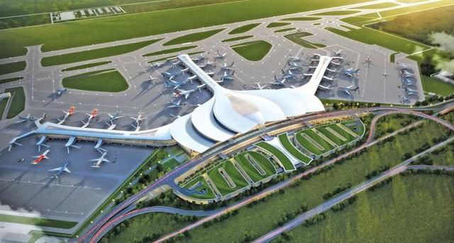 Thành phố sân bay Long Thành - Trọng tâm thúc đẩy tăng tưởng của bất động sản phía Đông Sài Gòn - Ảnh 1.