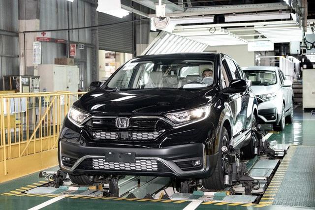 Đại lý báo giá dự kiến Honda CR-V 2020: Từ 1,009 tỷ đồng, tăng gần 30 triệu đồng so với đời cũ - Ảnh 2.