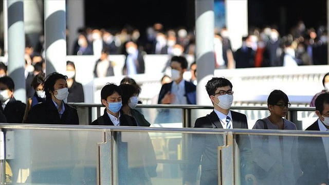 Số ca Covid-19 trong ngày tại Nhật Bản nhiều nhất từ trước tới nay - Ảnh 1.