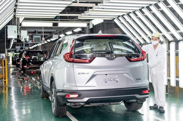 Đại lý báo giá dự kiến Honda CR-V 2020: Từ 1,009 tỷ đồng, tăng gần 30 triệu đồng so với đời cũ - Ảnh 3.