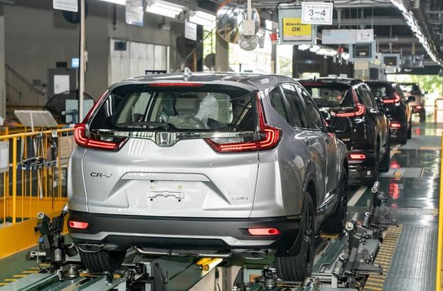 Đại lý báo giá dự kiến Honda CR-V 2020: Từ 1,009 tỷ đồng, tăng gần 30 triệu đồng so với đời cũ - Ảnh 4.