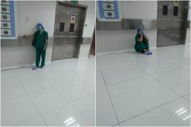 Loạt hình ảnh xúc động về y bác sĩ trước trận chiến mới chống lại Covid-19: Người tạm biệt con ốm vào Đà Nẵng cứu viện, người không ngại cắt phăng mái tóc dài - Ảnh 5.