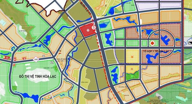 Siêu đô thị vệ tinh Hòa Lạc hơn 17.000ha có những gì? - Ảnh 8.