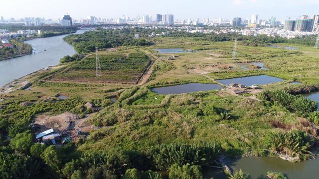 Quốc Cường Gia Lai sa lầy ở dự án Bắc Phước Kiển, nguy cơ bị thu hồi - Ảnh 1.