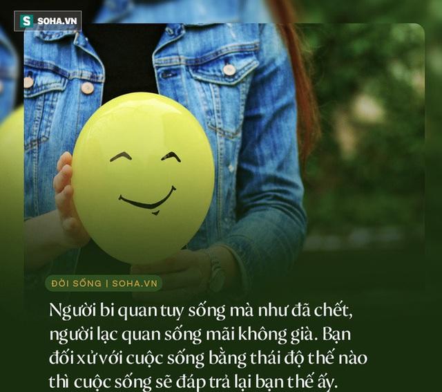 1 biểu hiện đặc trưng của người càng sống càng hưởng phúc dày, cuộc đời an yên, viên mãn - Ảnh 3.