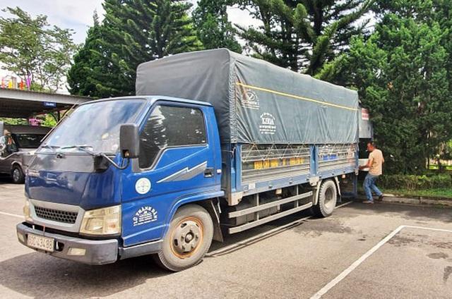 Dâu tây Trung Quốc nhập khẩu về Đà Lạt có dư lượng thuốc trừ sâu cao gấp 3 lần - Ảnh 1.