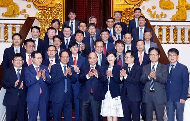 Tạo mọi điều kiện để Hàn Quốc đầu tư vào Việt Nam - Ảnh 1.