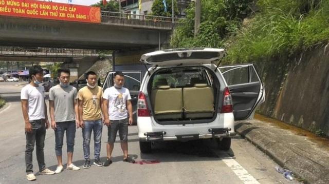 Khởi tố 2 đối tượng tiếp tay người Trung Quốc nhập cảnh trái phép vào Lào Cai - Ảnh 1.