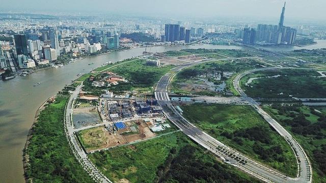 Khu đô thị mới Thủ Thiêm tiếp tục điều chỉnh quy hoạch - Ảnh 2.