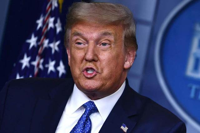 Tổng thống Mỹ Donald Trump kêu gọi hoãn bầu cử 2020 - Ảnh 1.
